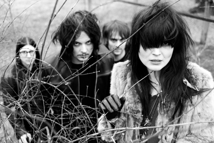 The Dead Weather (taken from Paste Magazine)