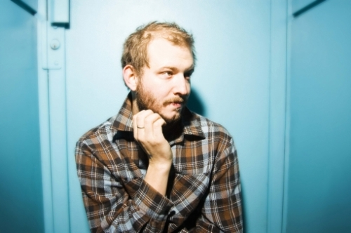Justin Vernon lookin' cute.