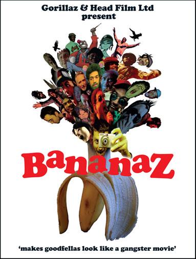 Bananz Poster