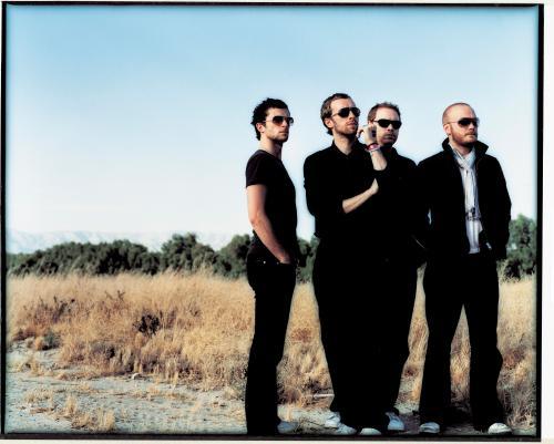 Coldplay lookin' goooood!