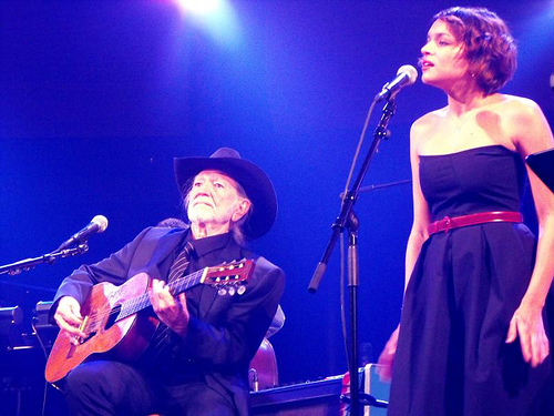 Willie Nelson & Norah Jones