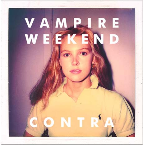 Contra- The upcoming Vampire Weekend LP